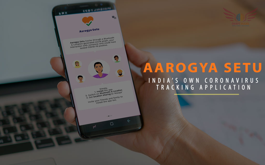 Aarogya Setu - COVID-19 Tracking App