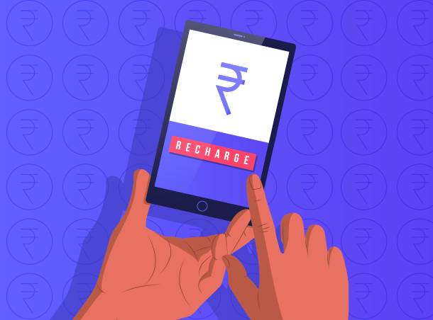 Mobile Recharge plans lockdown