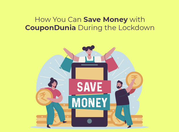 Save money with CouponDunia