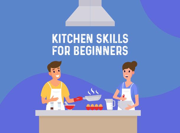 kitchen Skills for beginners