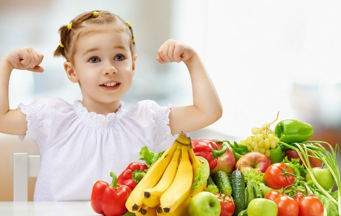 fruits & veggies to boost immune system