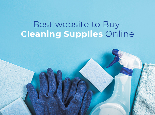 website to buy cleaning supplies