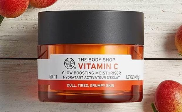 body shop moisturizer