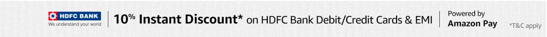 amazon prime day hdfc bank offers