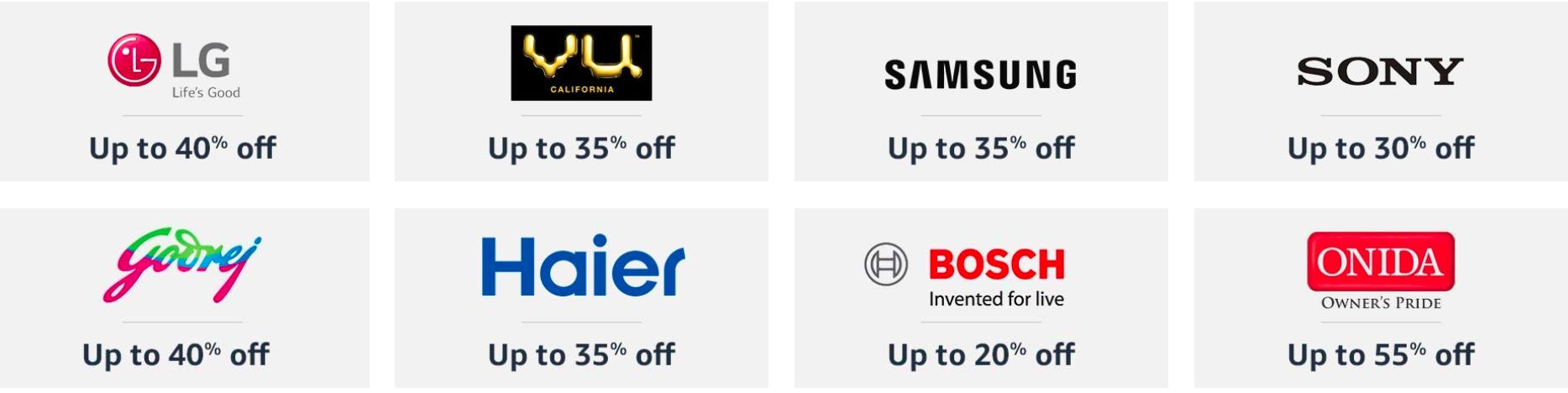 amazon prime day Tv sale
