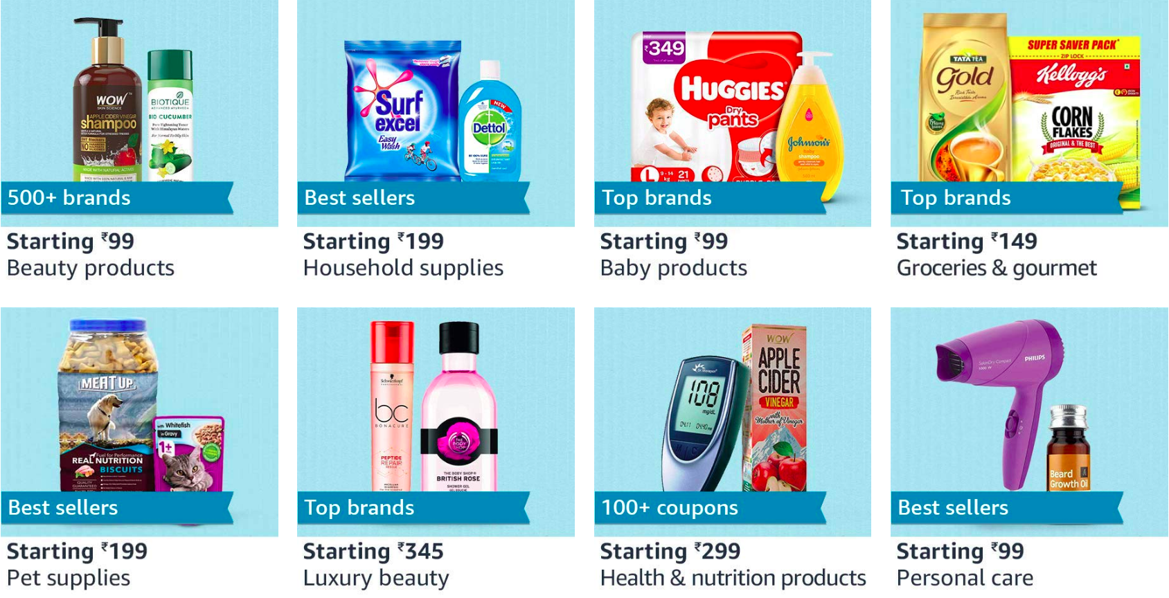amazon prime day daily essentials offers