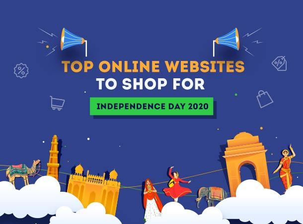 website to shop for independence day sale