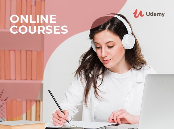 Online Courses From Udemy