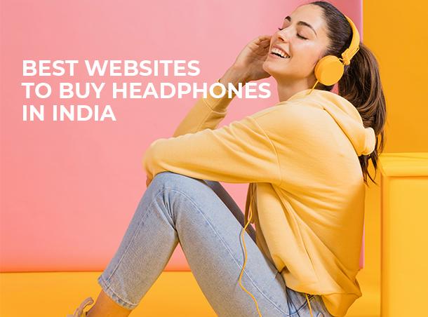 best website to buy headphone in India