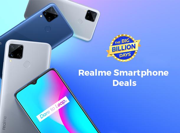 realme Smartphones deals