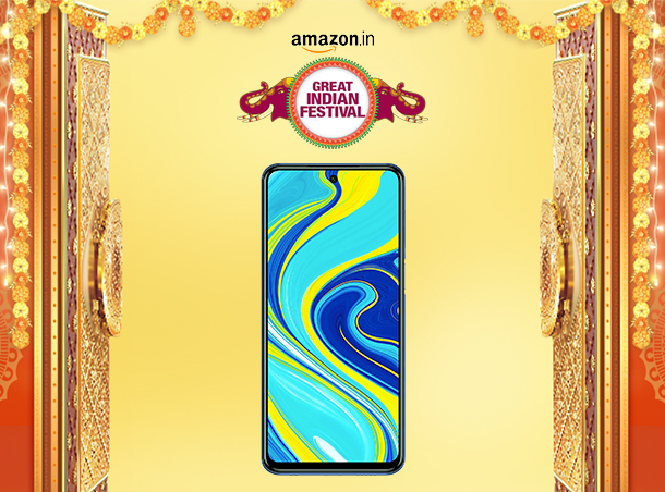 Redmi Mobile Offers During Amazon Great Indian Festival