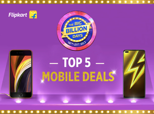 Flipkart Big Billion Day Mobile Deals