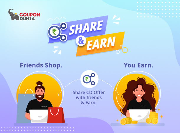 Share & Earn Money Online