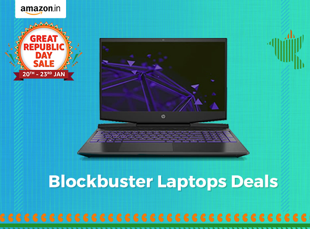 Amazon Great Republic Day Sale Laptop Offers