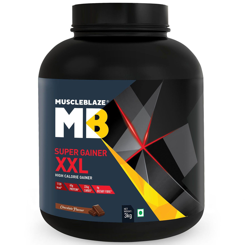 Muscleblaze Super Gainer