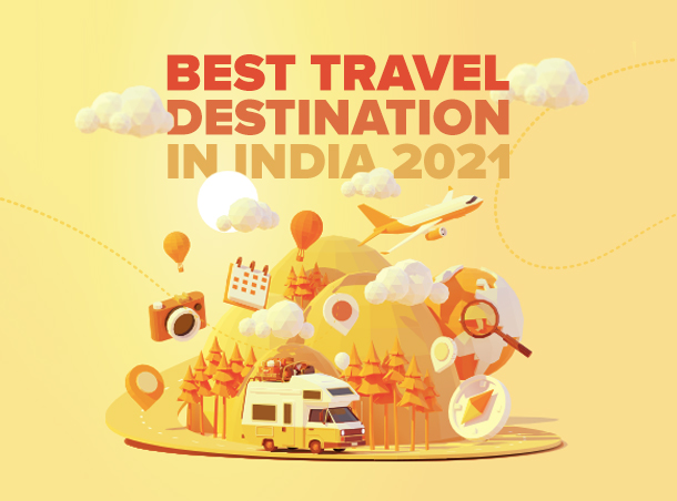 Best Travel Destination In India 2021