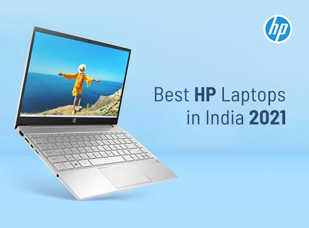 Best HP Laptops In India 2021