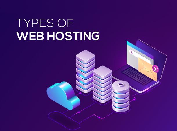 Types Of Webhosting