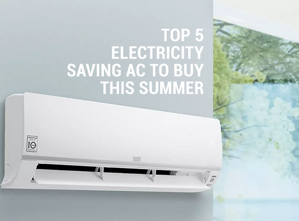 Electricity Saving AC for Summer