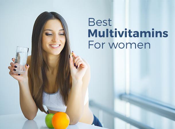 Best Multivitamin For Women