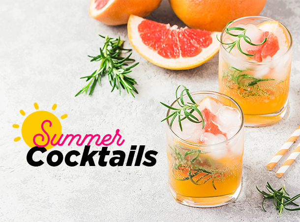 Summer Cocktails you can make at home