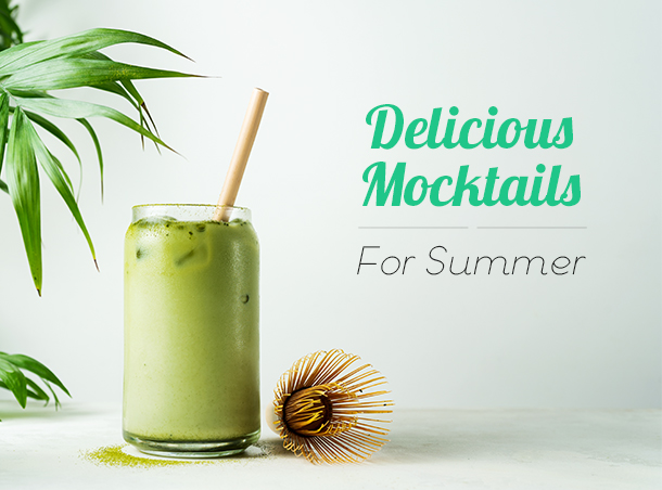 Mocktails For Summer