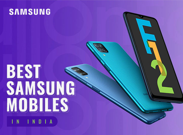 Best Samsung Mobile in India 2021.