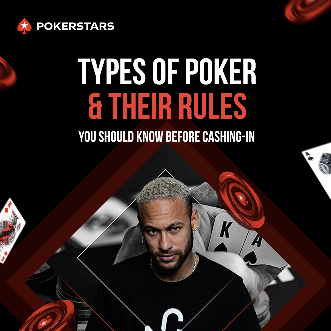 Types Of Poker & Their Rules