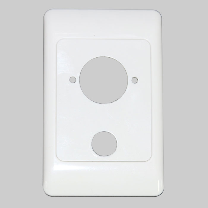 Medical Gas Outlet Plates