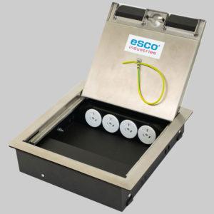 EB6SRB4P6D - Esco Floor Box