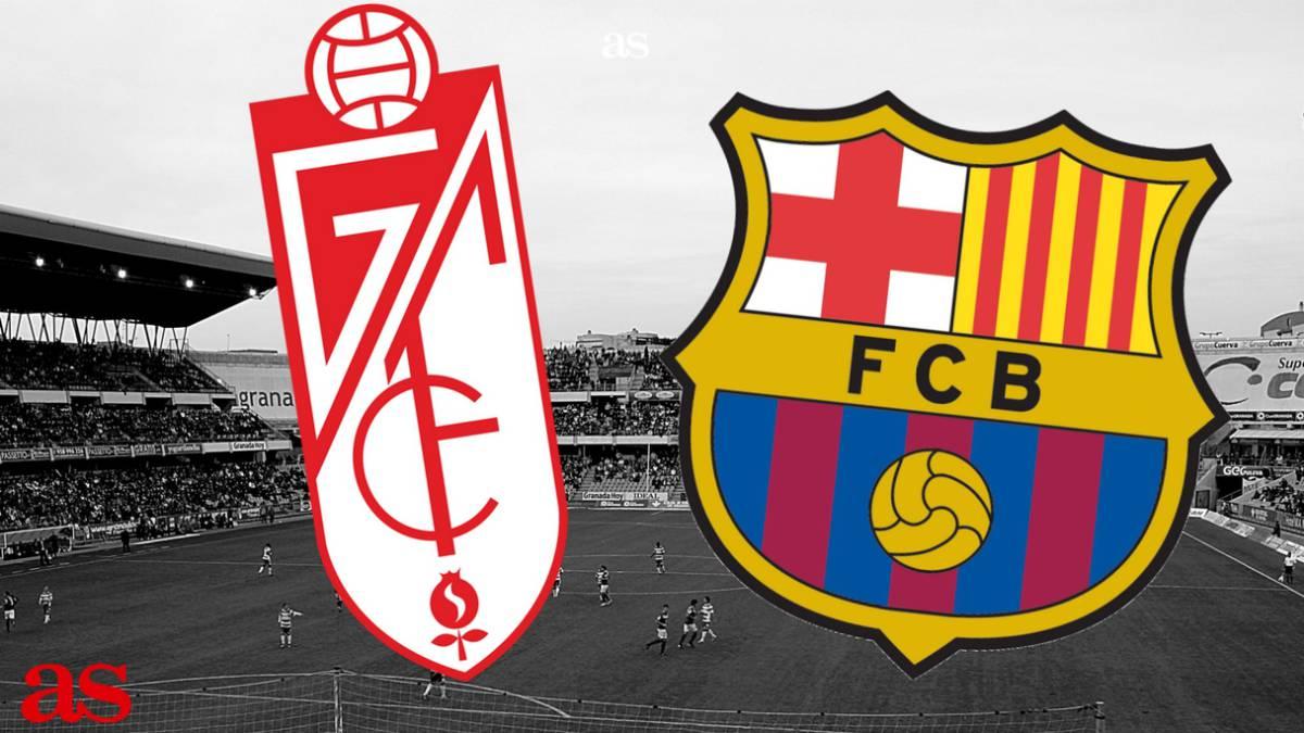 Granada vs Barcelona 22/9/2019