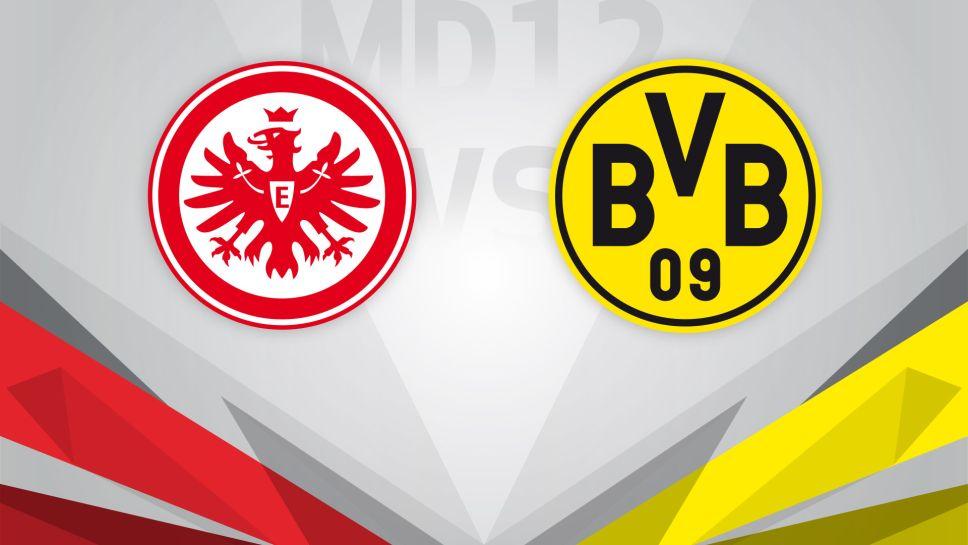 Link Sopcast, Astream Frankfurt vs Dortmund, 23h00 ngày 22/9/2019