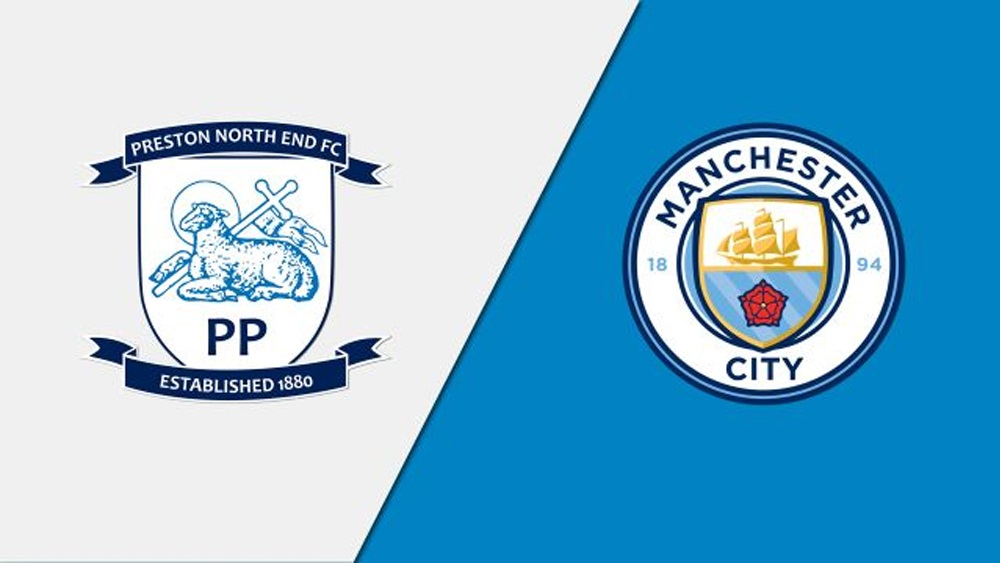 Link Sopcast, Astream Preston vs Manchester City, 1h45 ngày 25/9/2019