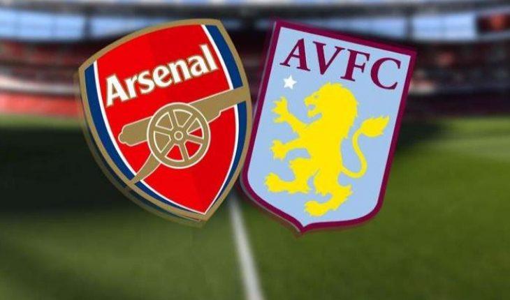 Arsenal đấu với Aston Villa xem trực tiếp ở đâu?