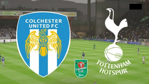 Link Sopcast, Acestream Colchester vs Tottenham, 01h45 ngày 25/9/2019