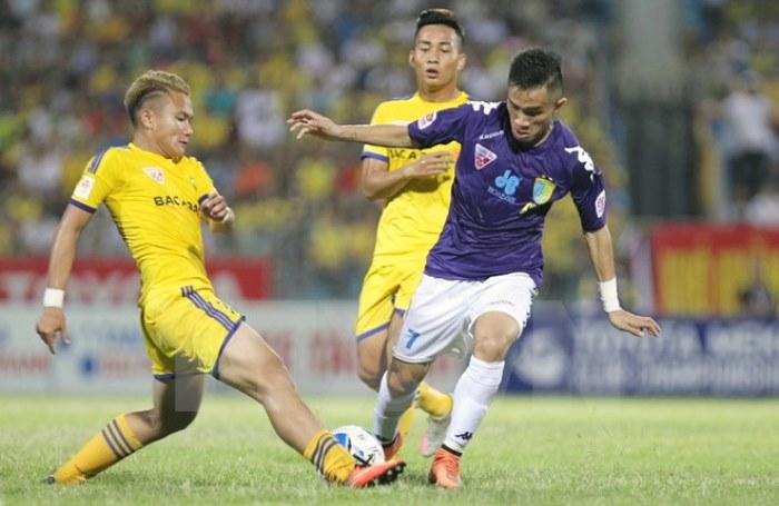 Sông Lam Nghệ An vs Hà Nội 19/9/2019