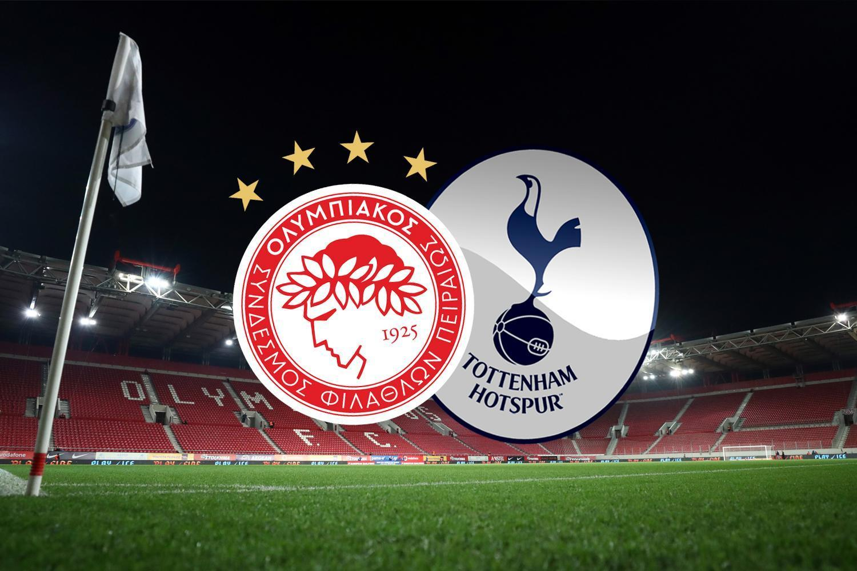 Olympiakos vs Tottenham 19/9