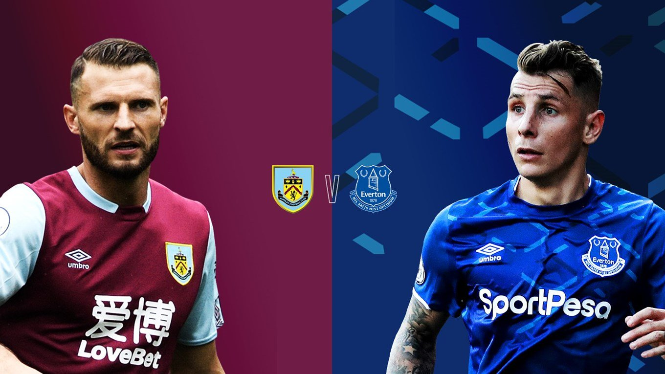 Burnley vs Everton 5/10/2019