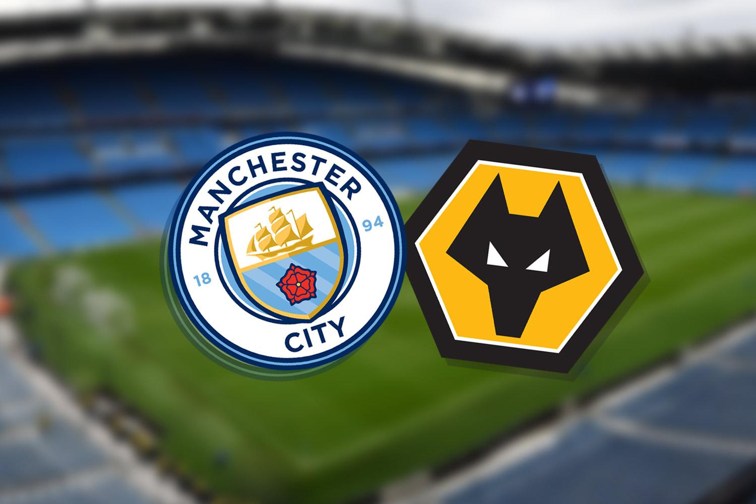 Man City vs Wolves 6/10/2019