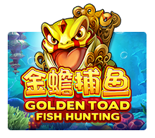 Fish Hunting: Golden Toad