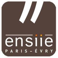 Ecole Nationale Supérieure d'Informatique pour l'Industrie et l'Entreprise (ENSIIE) logo