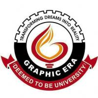 Graphic Era University logo