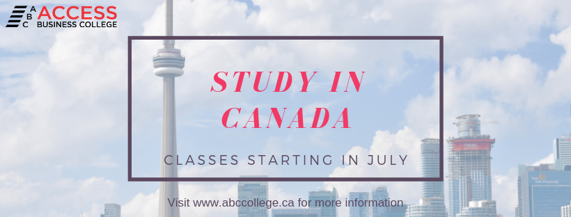 ABC Access Business College banner