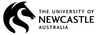 University of Newcastle banner