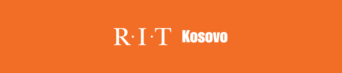 RIT Kosovo (A.U.K) banner