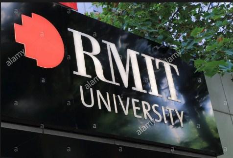 RMIT University banner