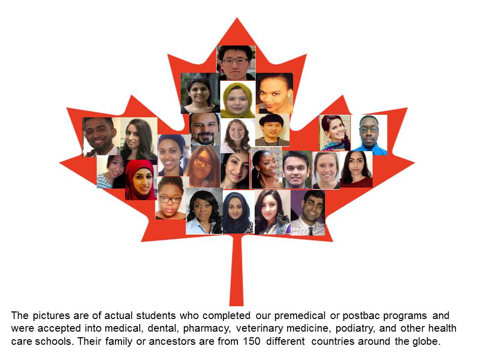 Medical Education Advising-Canada, USA, UK, Caribbean banner