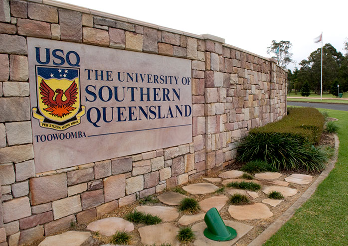 University of Southern Queensland banner