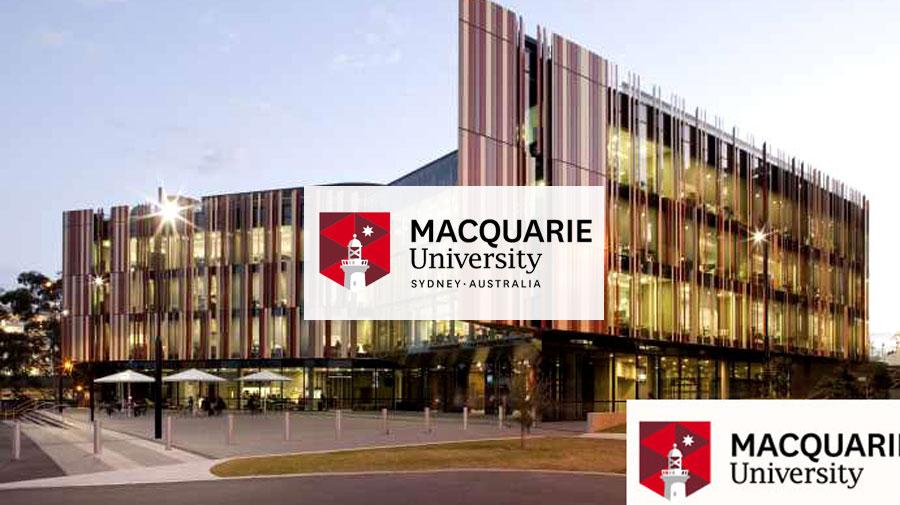 Macquarie University banner