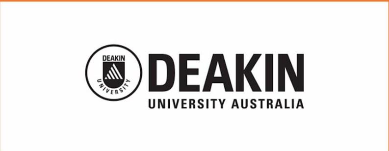 Deakin University banner